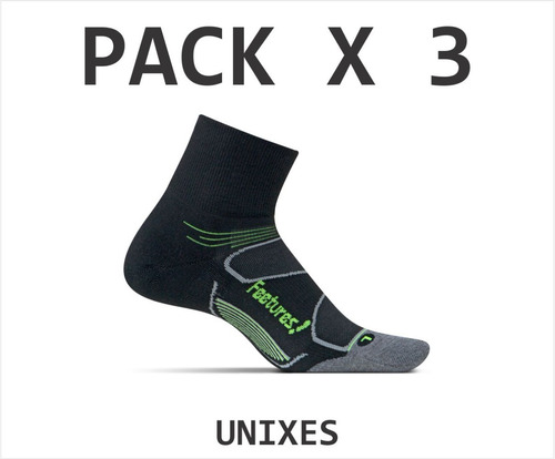 medias feetures fascitis plantar unixes pack por 3