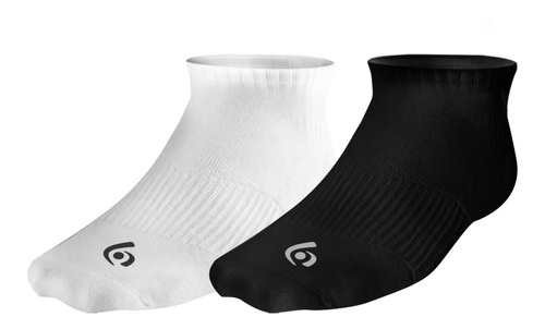 medias invisibles gol de oro elite sock pack x4 - running