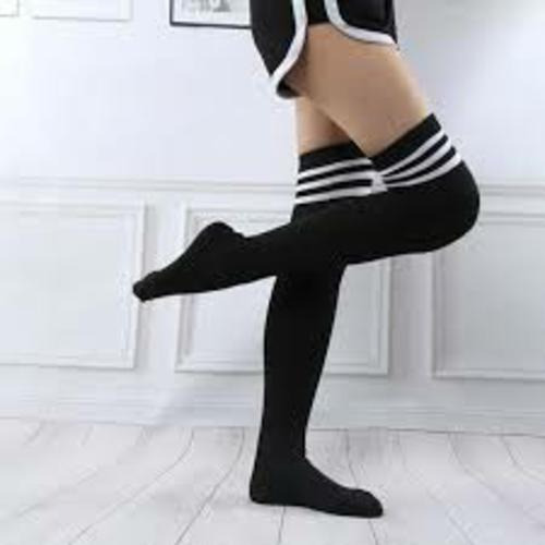 medias largas deportivas para baile, fitness, futbol, gym