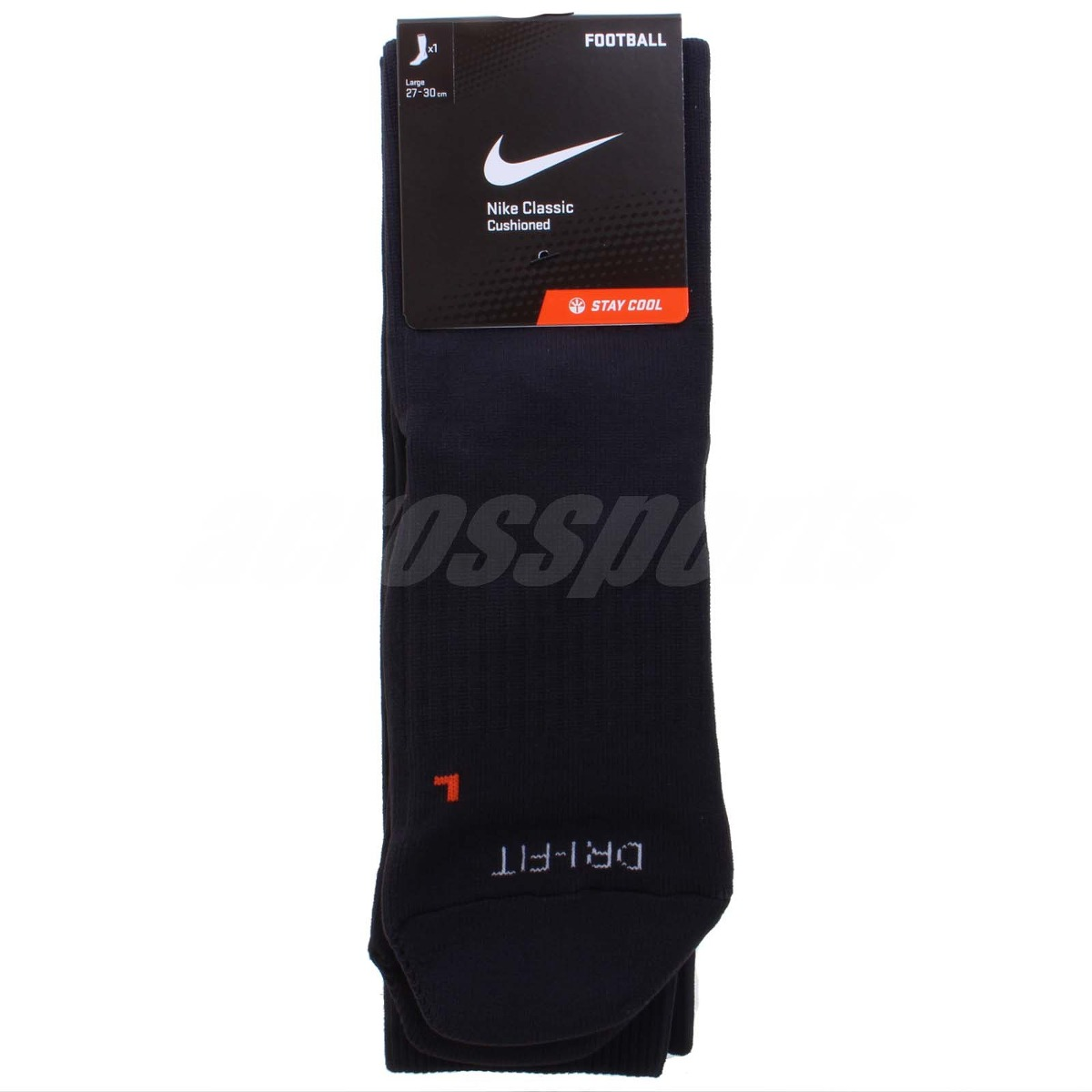1222ff495c4b6 Medias Nike Classic Fútbol Dri-fit Negras -   45.900 en Mercado Libre