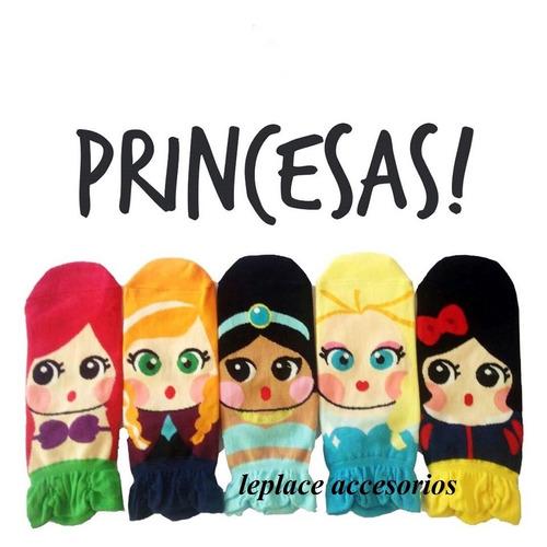 medias princesas disney dibujo mujer frozen sirena aladino
