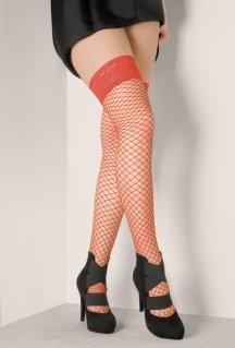 medias sexy bucaneras de red o lisa siliconadas