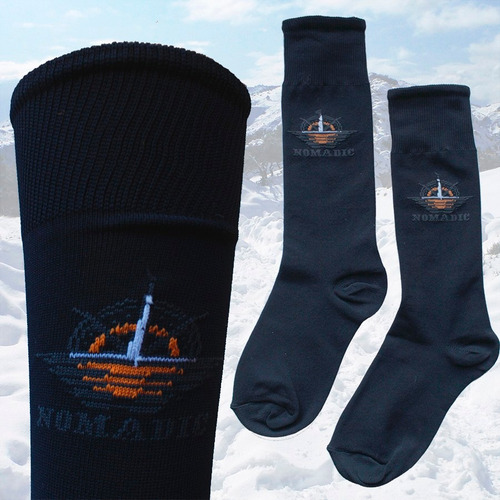 medias termicas nomadic primera piel ski snowboard nieve°