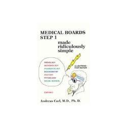 medical boards - step i- - andreas carl , m.d. , ph. d.