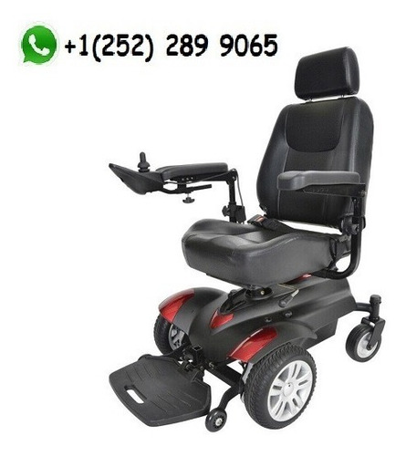 medical titan transportable front wheel power wheelchair