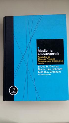medicina ambulatorial condutas de atenção primária baseadas