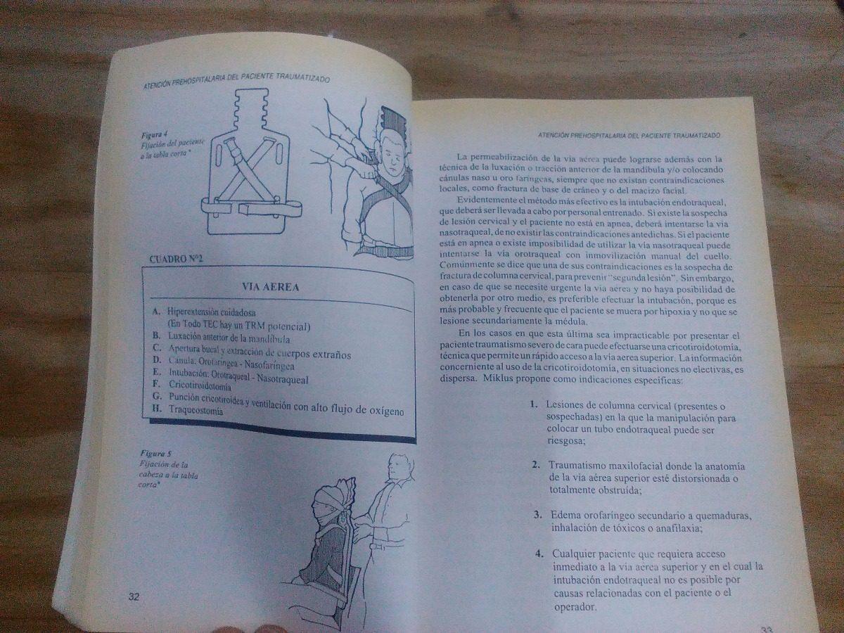 Medicina Atención Inicial De Pacientes Traumatizados - $ 170,00 en ...