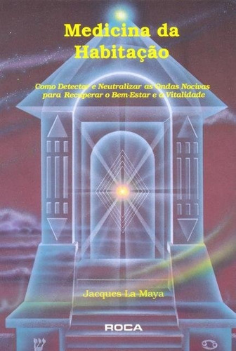 medicina da habitação - jacques la maya - livro novo lacrado