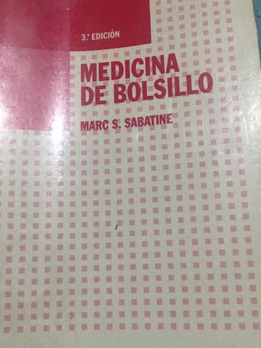 medicina de bolsillo librito practico para bata
