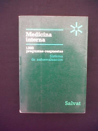 medicina interna 1000 preguntas-respuestas j. rodes