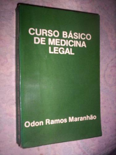 medicina legal basica  1980