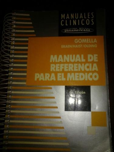 medicina manual de referencia para el medico