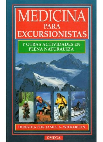medicina para excursionistas(libro medicina deportiva)
