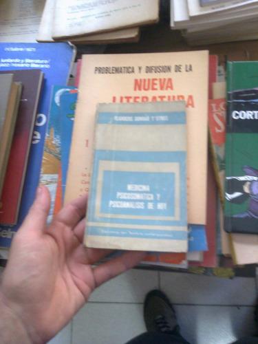 medicina psicosomatica y psicoanalisis de hoy dunbar