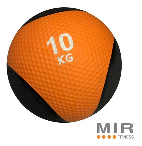 medicine ball 10 kg pelota con peso fitness c/pique crossfit