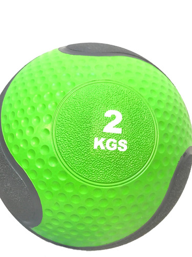 medicine ball 2kg crossfit treino funcional 7100702