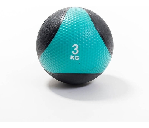 medicine ball 3 kg pelota con peso fitness c/ pique crossfit