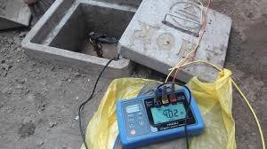 mediciones de pozos de puesta a tierra en lima