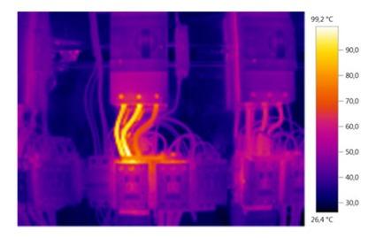 mediciones termográficas,  medición pat protocolo 900/15