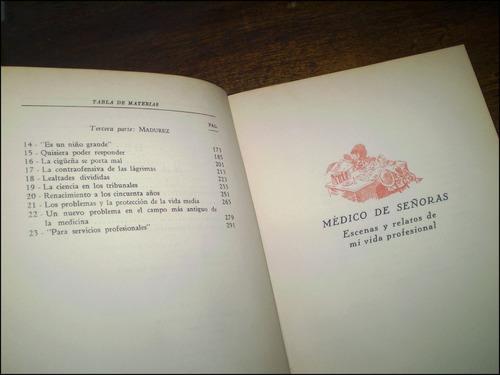 medico de señoras _ frederic loomis / ginecologo - 1940