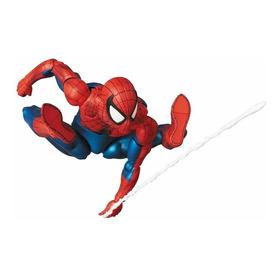 Medicom Toy Marvel Mafex No.075 Spider-man (comic Ver.)