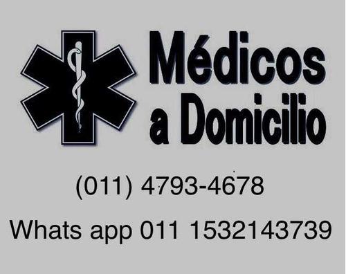 médicos a domicilio en capital federal