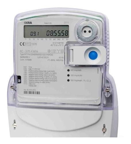 medidor bidireccional iskra3f/2f/1f 208/120v 60hz protocolos
