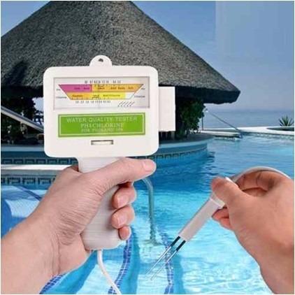 medidor calidad de agua (cloro y ph) piscina y spa
