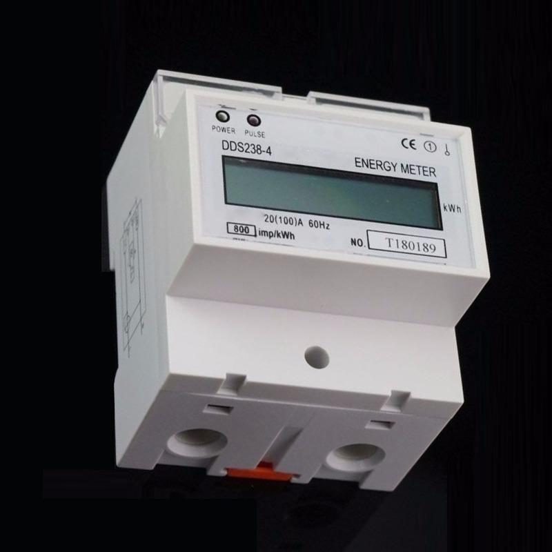 f36332ac2fc medidor consumo de energia elétrica kwh bifásico 220v 100a. Carregando zoom.