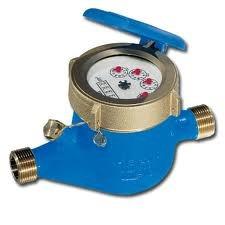 medidor de agua de 1/2  en hierro