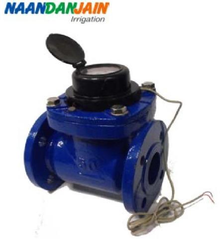 medidor de agua ndj turbo ir de 4 pulgadas