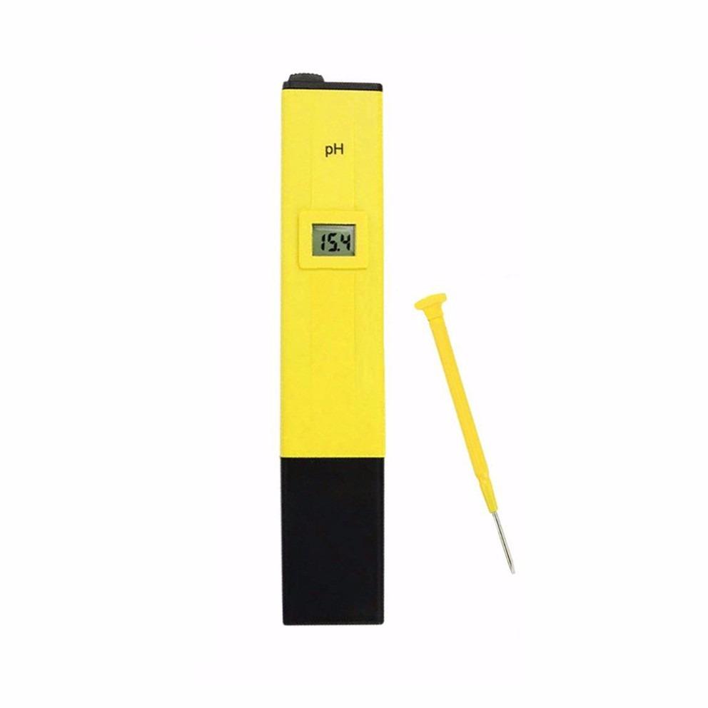 Medidor de gua ph digital aqu rio piscina cloro caixa for Nivel de cloro en piscinas