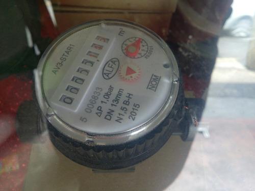 Medidor De Agua Potable 1/2 - $ 590.00 en Mercado Libre