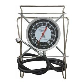 Medidor De Aire Presión Neumáticos 200 120 Psi Cimpa Comodin