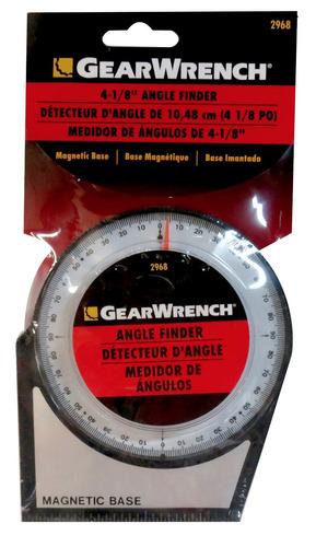 medidor de angulo con base imantada gearwrench mod. 2968