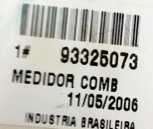 medidor de combustivel corsa 2000/20004 cod 93325073