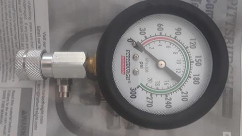 medidor de comprensión de cilindros de motor
