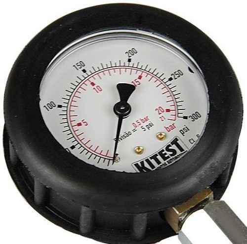 medidor de compressão de cilindro - kitest ka 026