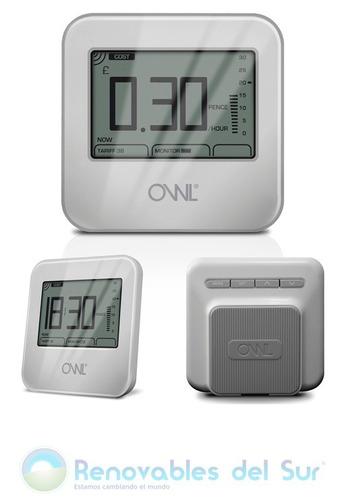 medidor de consumo eléctrico owl micro cm-180