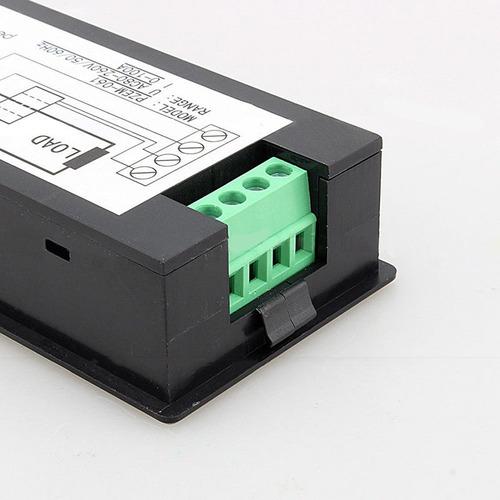 medidor de consumo vatímetro contador  energía eléctrica