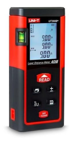 medidor de distancia laser 40 metros uni-t ut390b+