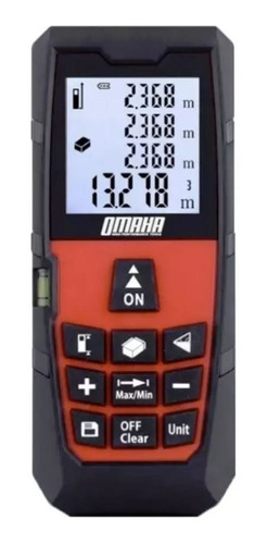 medidor de distancia laser 80 metros omaha ms-80a