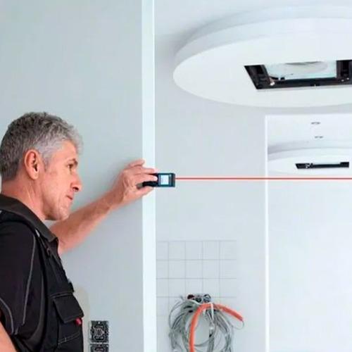 medidor de distancia laser bosch glm 40 telemetro glm40