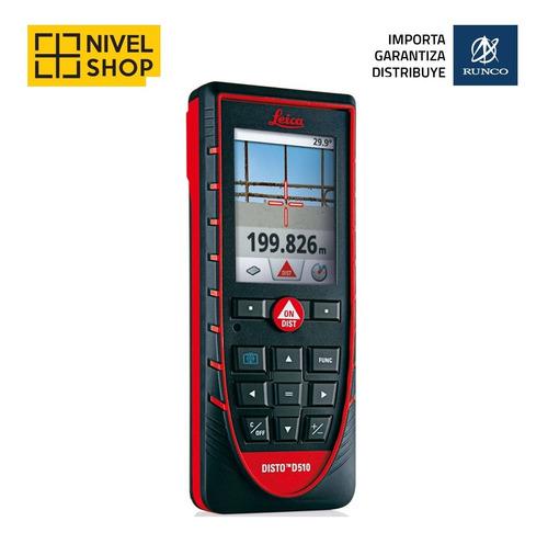 medidor de distancia láser distanciómetro leica d510