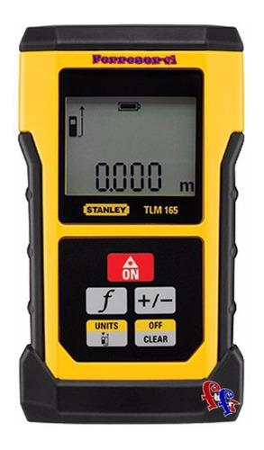 medidor de distancia laser stanley 50m.tlm165