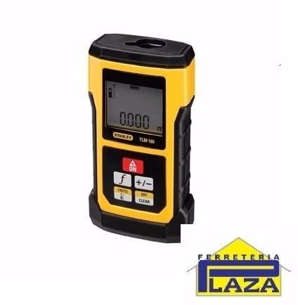 Medidor de distancia l ser stanley tlm165 50mts for Medidor de distancia laser