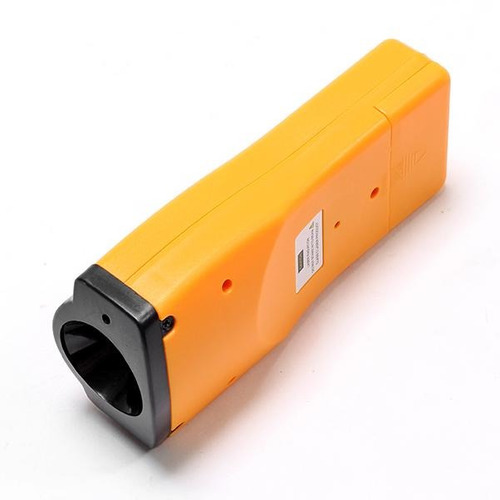 medidor de distancia ultrasinico con puntero laser lcd