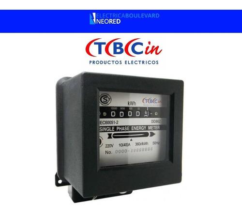 medidor de energia electrica tbcin dd282 electricaboulevard