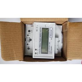 Medidor De Energia Kwh 220v / 100a Kitnet Luz  Frete Gratis