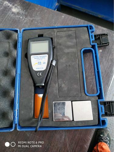 medidor de espesores de pintura rango 0-1280 un